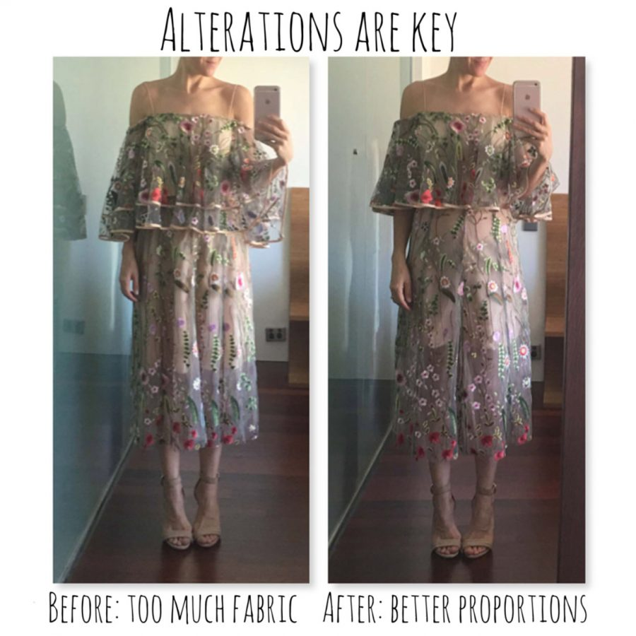 Alterations a clothes makeover