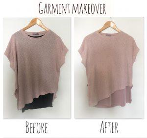 garment makeover