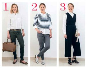 Find your style white shirt