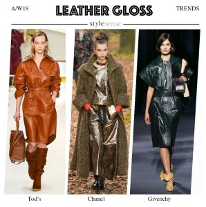 aw18 fashion trends