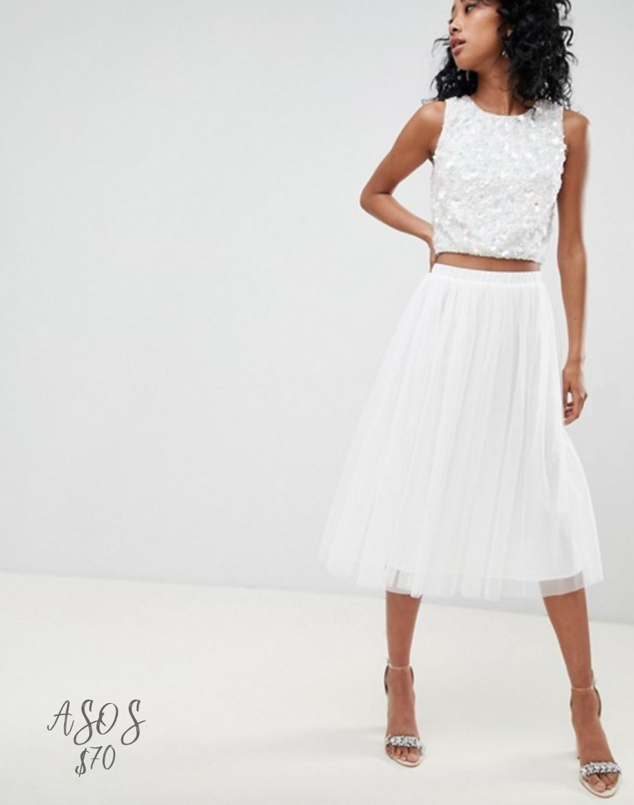 SUMMER WARDROBE ESSENTIAL - WHITE SKIRTS